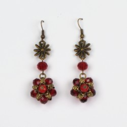 Earrings Dve Šmizle 256