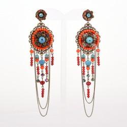 Earrings Dve Šmizle 173
