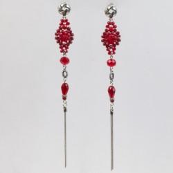 Earrings Dve Šmizle 329
